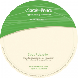 Sarah Hoare Deep Relaxation