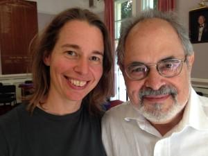 Sarah and David Lauterstein